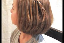 Grace hair ideas