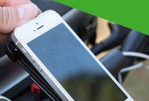 Smartphone als Fahrradnavi / Navigation mit Android und iPhone am Fahrrad - Zubehör, Tipps und Tricks