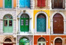 puertas antiguas vivienda
