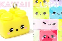 Kawaii Polymer Clay Charms