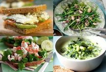Healthy foods / by Frode Breimo