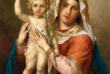 Jesus our FATHER and Mother Merry as our MOTHER...!!