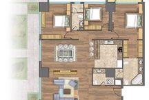 Chung cư Royal City 3 phòng ngủ