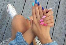 Summer nails♡