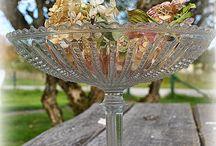 kristály , üveg / crystal, glass