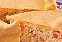 Salgadinhos para Festa / Salgados e Tortas tradicionais e premium: Coxinha | Kibe | Risoles | Empadas | Esfihas | Bolinho de Queijo, Carne e Bacalhau