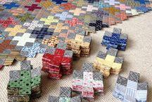 vierkanten quilts