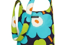 Marimekko I Like / I have been a big fan of Marimekko... love their outstanding pattern and brilliant colours :-D