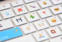 Techno digital objects / Oggetti per gli appassionati di tecnologia