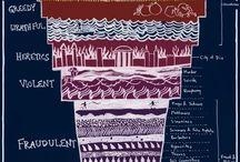 Dante project / progetto per la scuola sui canti I,III,V della Divina Commedia