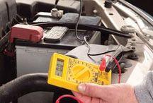 Car tests/repairs