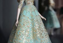 ooak repainted fashion dolls / Repainted dolls