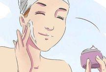 Tratamento de pele natural