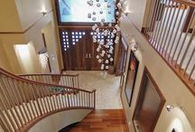 House and home / Foyer.  Making it grand!