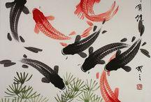 karp fisken&Japanskt