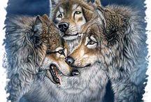 Волки / Стая