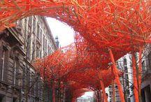 3D weaving = constructing + e