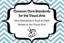 Common Core/Literacy in Visual Art