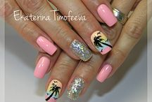 summer nails art / nails