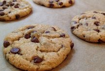 cookies con chhips de chocolate