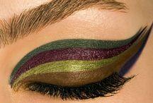 Eyes/Nails / by Jennifer Heidt