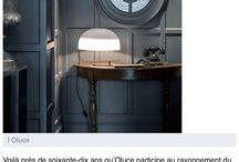 Appartement lampes