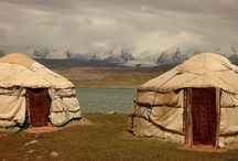 Yurts and other small homes