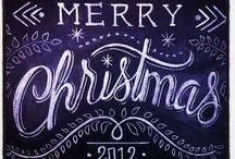 Christmas! / Christmas Yuletide Holiday decorating and design ideas!