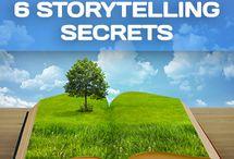 Storytelling / Niets blijf zolang in onze herinnering hangen als een plaatje en ... een goed verhaal. Deze bord is bedoeld om tips te geven over storytelling, technieken en mooie voorbeelden van storytelling.