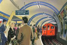 Going Underground - Tales from the Tube / Some of the more unusual aspects of London Underground