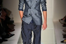 Trend Alert : Pyjama Dressing / From the runways in Milan and Paris to street style in New York. Pyjama-inspired dressing is trending. #contare #mensstreetstyle #pyjamadressing #pyjamasallday #menspyjamas