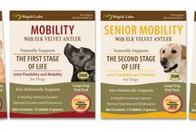 Mobility and Senior Mobility Trial Packs for Dogs / Wapiti Lab Trial Packs - Supplements for Dogs