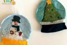 Christmas crafts and gifts / by Pam Mcl