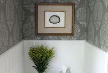 Half bath / by Deidre Westmoreland