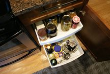 Storage and organization / by Candace West