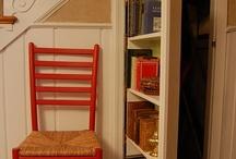 Bookcase Doorways