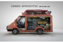 Things to remember for the Zombie Apocalypse / by Jaime Villalva