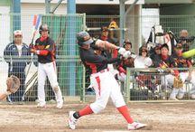 Kiwi Men Playing and Coaching Abroad / Profiling New Zealand males traveling and playing softball around the world.