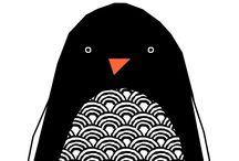 P como Pinguino