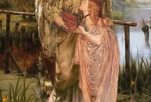 Angels and Faries / Sleep with angels or fairies / by Barbara Wilson
