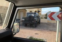 Defender 110 + Camping / Land Rover Fun