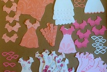 dresses for cards and dress cards