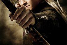 The Hobbit... / Legolas...