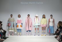 LOLITO by NICOLAS MARTIN GARCIA @LONDON GFW 2015 / Fashion collection designed by Accademia Costume & Moda Talent 2015 Nicolas Martin Garcia showcased at the Samsonite International Competition during the Graduate Fashion Week in London (June 2015 - The Old Truman Brewery)
