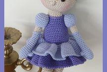 Pauper doll crochet