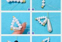 Angeles en perlas
