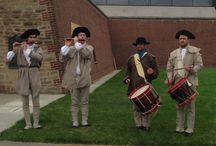 Living History at Fort Pitt / The Fort Pitt Museum provides opportunities to experience history with their Living History programs every Saturday in the summer.   For more information: http://www.heinzhistorycenter.org/exhibits/living-history-fort-pitt