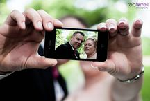 Quirky wedding pictures