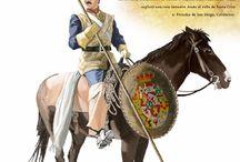 Tropas legendarias Hispanas