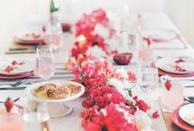 Tablescapes / by Debbie Watts Brecheisen